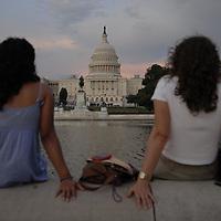 Washington D.C. - August 1, 2011