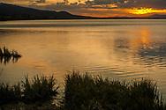 Red Rock Lakes National Wildlife Refuge, Upper Red Rocks Lake, Centennial Mountains, Montana