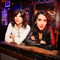 Dive Comedy at Freddy's - Hosted by Brooke Van Poppelen and Giulia Rozzi - 11/24/14