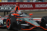 J.R. Hildebrand, Honda Grand Prix of St. Petersburg, Streets of St. Petersburg, St. Petersburg, FL USA 03/24/13