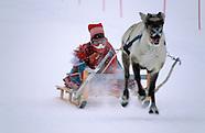 NR211 raindeer race in Sami country Norway, Course de rennes chez le peuple Sami de Norvege