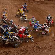 2007 WORCS ATV round #1 at Speedworld MX Park in Surprise, AZ