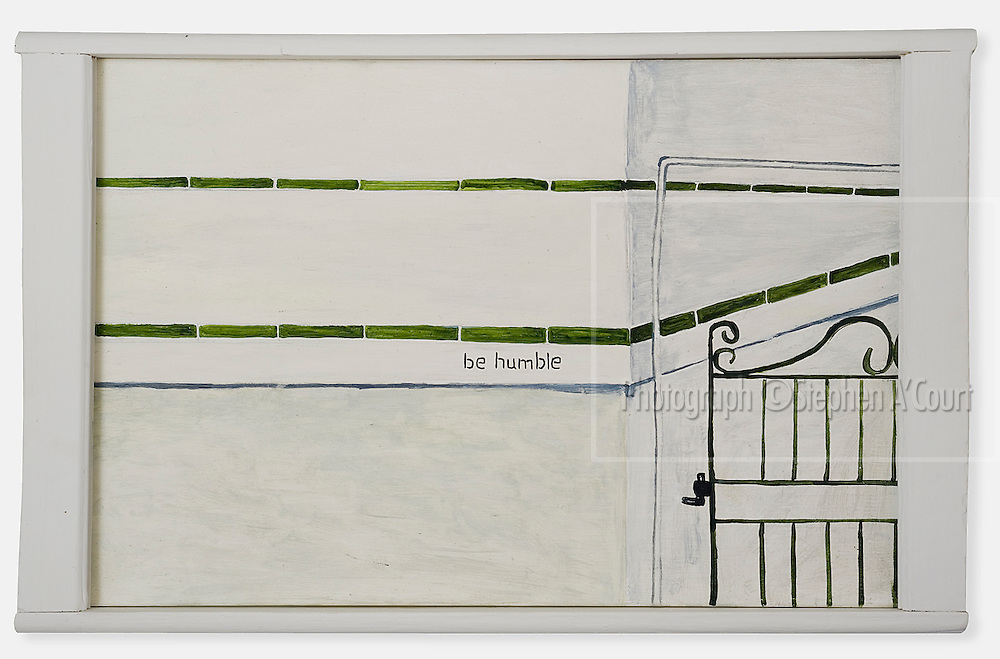 The work of Bowen Galleries' represented artist Noel McKenna.