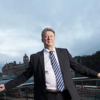 Andrew Kerr, Chief Exec, Edinburgh City Council