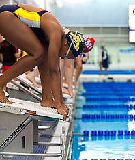 2013 A&T Swimming vs VMI