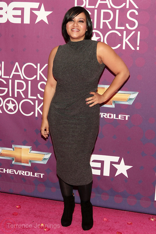 October 12, 2012-New York, NY: (L-R) Recording Artist Cheryl James aka Salt of Salt & Pepa at the Black Girls Rock! Shot Callers Dinner presented by BET Networks and sponsored by Chevy held at Espace on October 12, 2012 in New York City. BLACK GIRLS ROCK! Inc. is 501(c)3 non-profit youth empowerment and mentoring organization founded by DJ Beverly Bond, established to promote the arts for young women of color, as well as to encourage dialogue and analysis of the ways women of color are portrayed in the media. (Terrence Jennings)
