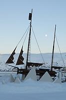 Day 10;  Kong Harald; Hammerfest, Tromso