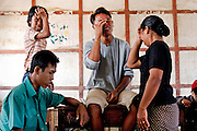 Reports are coming in that some of the Nicobar islands have been completed devestated. Access is not possible due the the region being militarily sensitive.<br />