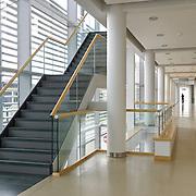 Corporate building interior in Cheshire