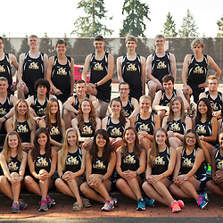 Cross Country head shots and groups