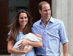 Birth of the Royal Baby 2013