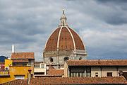 Filippo Brunelleschi; Cathedral of Saint Mary of the Flowers; Cattedrale di Santa Maria del Fiore; Florence; Il Duomo di Firenze; Italy; Santa Maria del Fiore