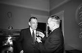 1966 - Taoiseach Sean Lemass receives 1916 Survivor Medal