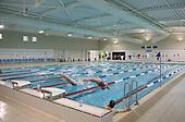 Rosenblatt Swimming Pool, Oxford University, Atkins