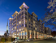 Element One, Morgan St. Stamford CT. Photographed on Nov. 12th ,2016.  Architectural Photos. Shot for Erland Construction. Photographed by Marc J. Harary, City Architectural Photography, 914-420-9293 www.CityArchitecturalPhotography.com