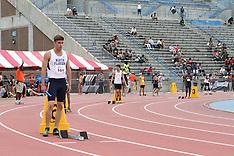 Men's 4x400 Relay