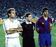Real Madrid - FC Barcelona 21.9.1988