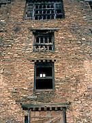 Abandoned tower at Zurig Dzong.