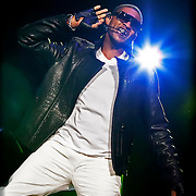 Usher @ Marcus Amphitheater 2010
