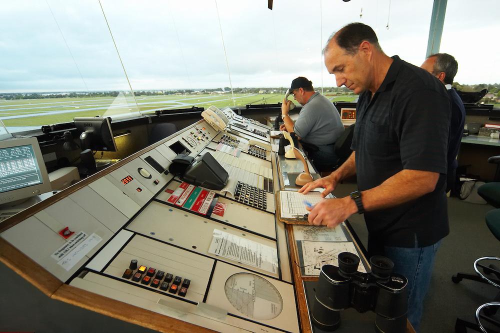 Air Traffic Controllers at Moorabbin Tower (MBW / YMMB)