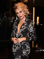 Glass Magazine 7th Anniversary Dinner held at Bulgari Hotel Knightsbridge, London on Wednesday 15 January 2017