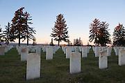 Custer National Cemetery, Montana