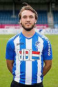 EINDHOVEN - Persdag FC Eindhoven , Voetbal , Seizoen 2015/2016 , Jan Louwers stadion , 22-07-2015 , Milan Massop