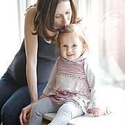 Lindsay, maternity portraits