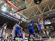 Gonzaga beat West Georgia at the Kennel Nov. 6. (Photo by Edward Bell)