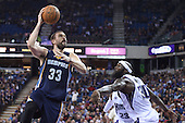 20141130 - Memphis Grizzlies @ Sacramento Kings