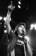Journey 1983 Steve Perry<br /> &copy; Chris Walter