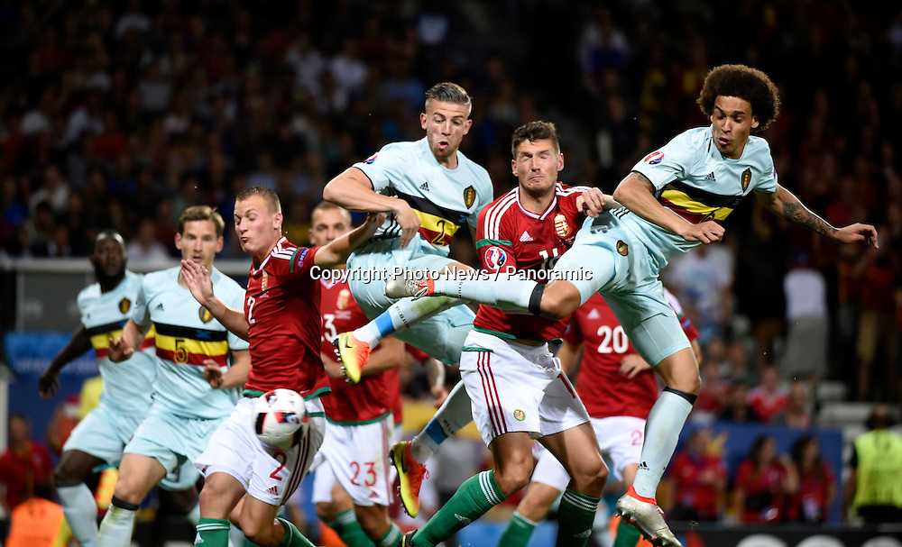 TOULOUSE, FRANCE - JUNE 26 : Axel Witsel midfielder of Belgium