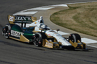 Ed Carpenter, Honda Indy Grand Prix of Alabama, Barber Motorsports Park, Birmingham, AL USA 04/07/13