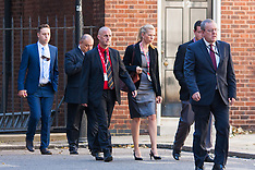 2014-07-29 Flight MH17 Families visit Downing Street