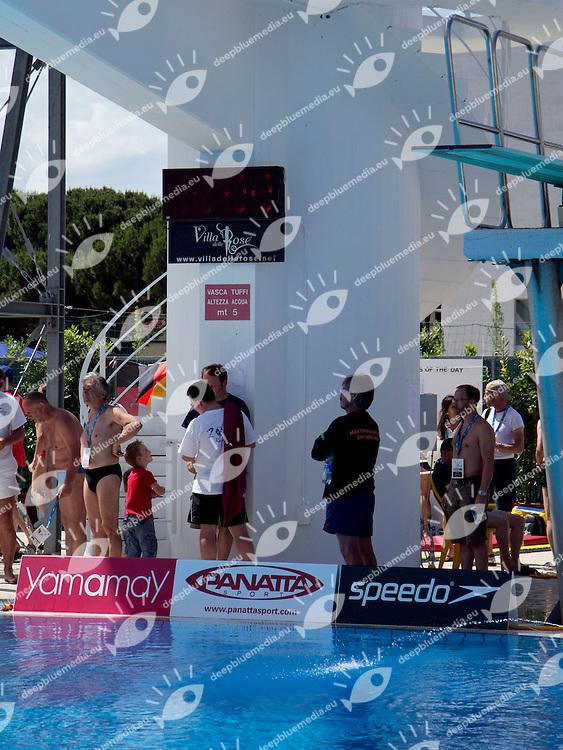 .FINA WORLD Masters Championships 2012.Riccione 03 -17 giugno 2012 .Photo G.Scala/Deepbluemedia/Wateringphoto