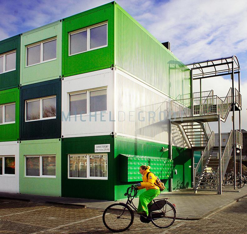 Studentenstad Groningen In Beeld Michel De Groot