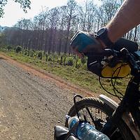 Bike touring in Cost Rica
