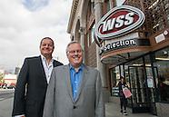 Executives of WSS