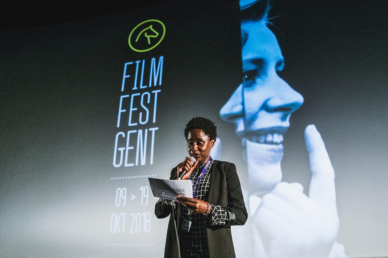 Film Fest Gent - Q&A Genezis