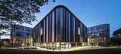 Sibson Building by Penoyre & Prasad, Interim edit.