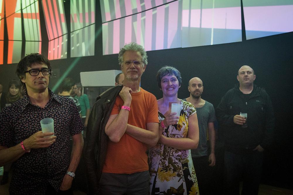 17e édition Festival Mutek 2016, NOCTURNE 5, Musée d'art contemporain de Montréal (MAC), Chic Miniature.