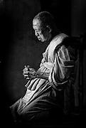 Pha Khamchan Virachitto (1920–2007), former abbot of Vat Saen Sukhārām, who passed away in 2007
