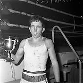 1962 - Irish Amateur National Junior Boxing Championships at the National Stadium