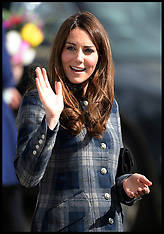 APR 4 2013 DOC and Prince William Visit Glasgow