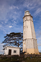 One of the best known landmarks in the Liloan area of Cebu City is its historic lighthouse at Bagacay Point. The original lighthouse was built in 1857 by the Spanish although the current tower was constructed in 1904 by order of William Howard Taft the first American Governor-General of the Philippines (and later President of the United States). The tower is 72 feet tall and still remains in active use today