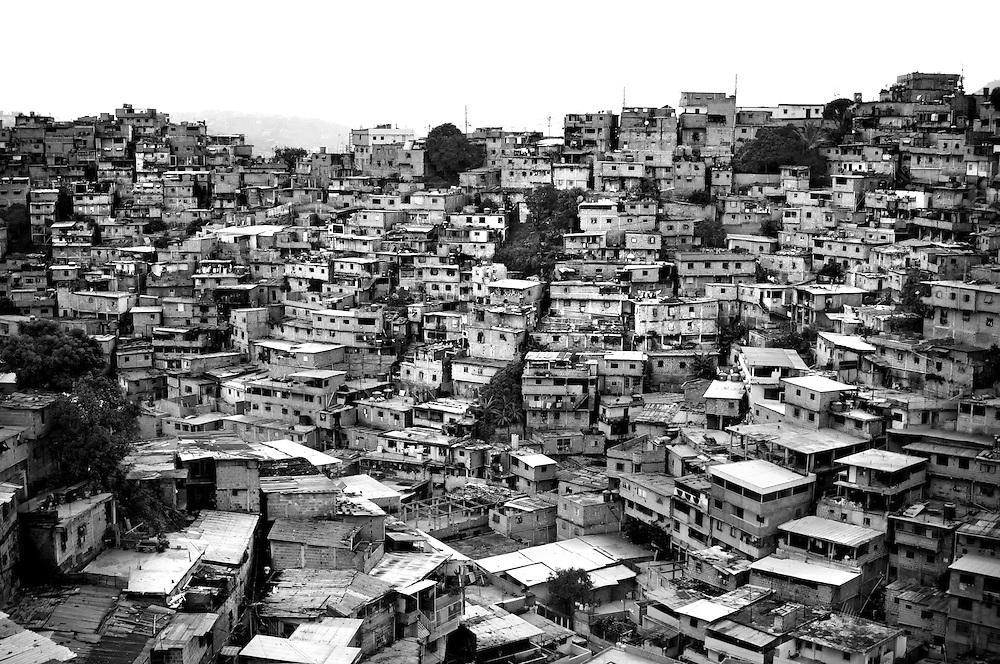Kibera Slum Nairobi Kenya