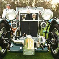 1934 MG PA: Jack E. Kahler