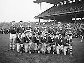 14.02.1954 Interprovincial Railway Cup Football Final Semi-Final [401]