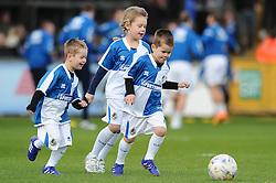 Mascot - Mandatory byline: Dougie Allward/JMP - 23/01/2016 - FOOTBALL - Memorial Stadium - Bristol, England - Bristol Rovers v Plymouth Argyle - Sky Bet League Two