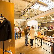 DETROIT, MI - OCTOBER, 30: The Shinola store in Detroit, Michigan, Thursday, October 30, 2014. (Photo by Jeffrey Sauger)